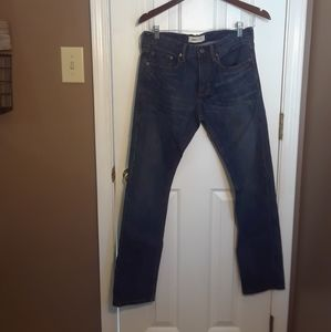 NWOT 28X30 GAP 1969 SLIM FIT MENS JEANS